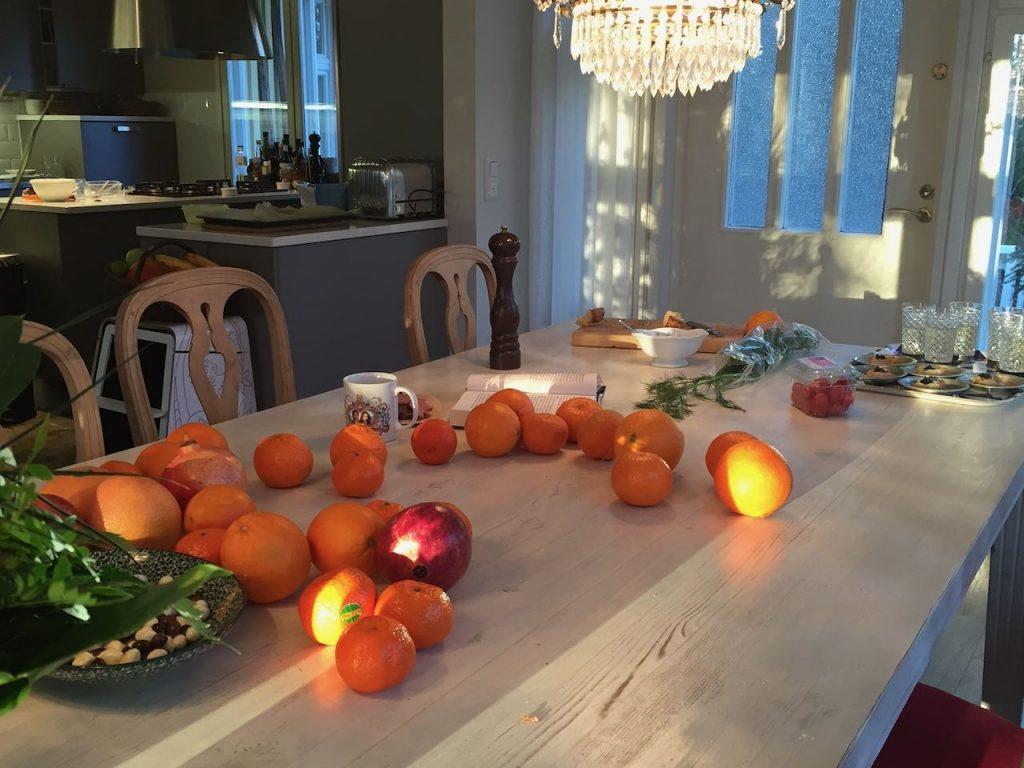 Kodin muutos – laajennus toi valon