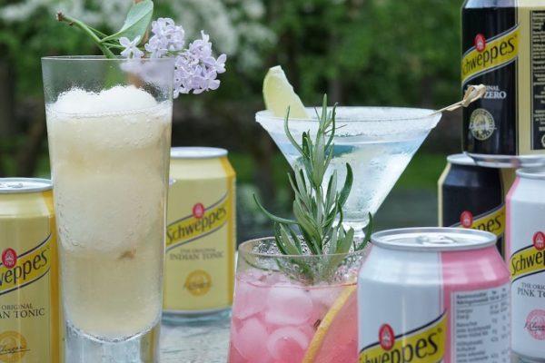 Mocktail alkoholiton drinkki